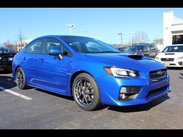 2017 Subaru WRX STI Limited w/ Lip For Sale In Tinton Falls | Cars.com