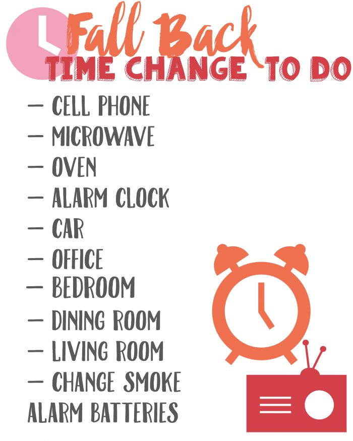 Learn about fire safety and how to keep track of important to dos for when the clocks change! #ChangeYourClock #ad