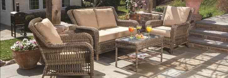 Wicker Patio Furniture Buying And Maintenance Tips Luxury