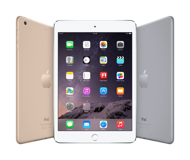 iPad mini 4 - iPad mini 4 is astonishingly thin at 6.1 mm, is our lightest iPad ever at 0.65 lb., and fits easily in one hand. It comes with a new fully laminated 7.9-inch Retina display, and includes the powerful A8 chip, Touch ID, new iSight and FaceTime HD cameras, and ultrafast wireless connectivity.