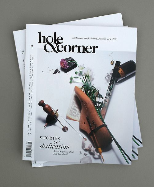 Hole and corner.