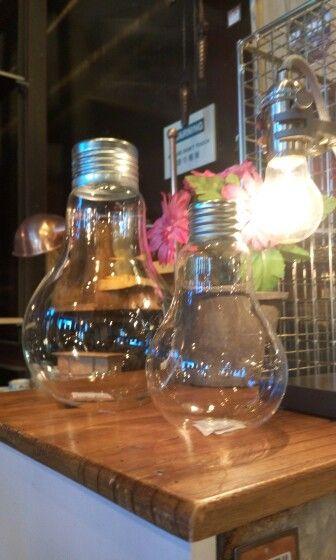 X large light bulb vases