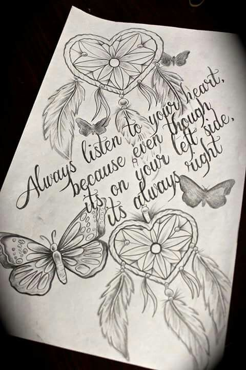 This would be a beautiful tattoo!!!