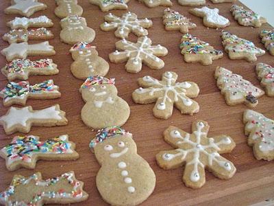 Hazelnut Cookies - Fındıklı Kurabiye - Biscotti alle Nocciole