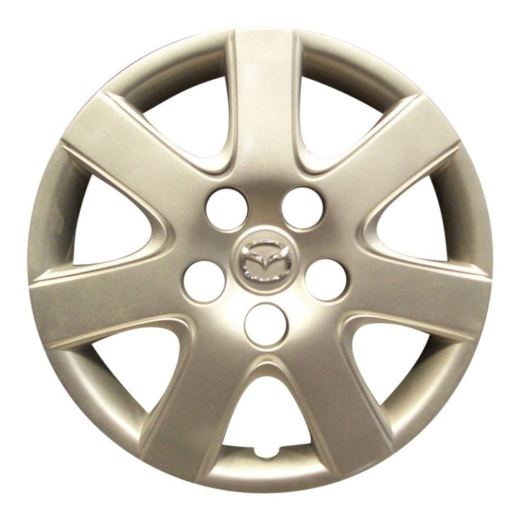 "2007 2008 2009 Mazda 3 Hubcap / Wheel Cover 15"" 56553  #Hubcaps #WheelCovers"