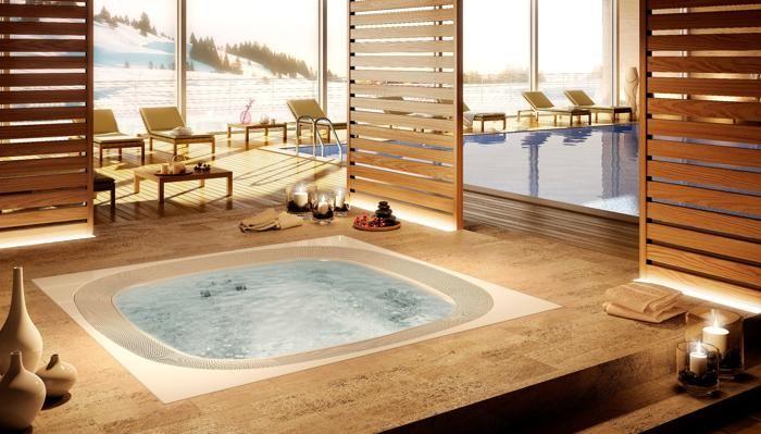 AquaFit System - AFS 19 DT Plus Swim Spa, by #Jacuzzi D Luxurious