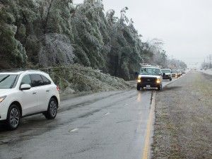 Weather-related closings, delays: Brunswick, New Hanover Schools operating on two-hour delay