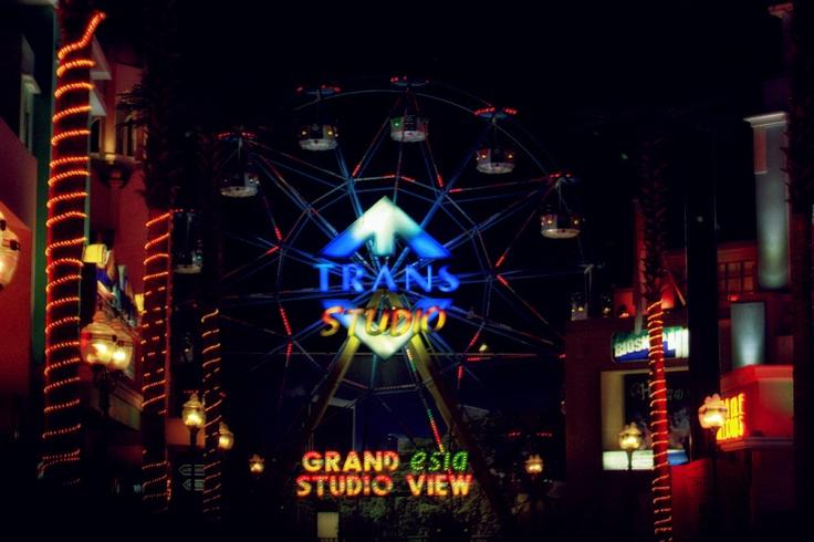 Trans Studio, Makassar, South Celebes-Indonesia