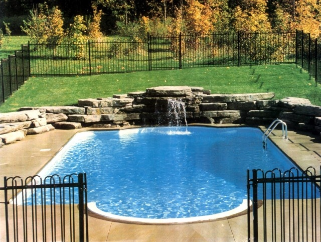 128 best images about pool ideas on pinterest swimming for Roman style pool design