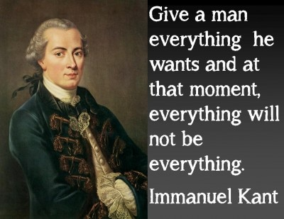 Powerful quote by Immanuel Kant. http://kevinmartineau.ca/discontent/