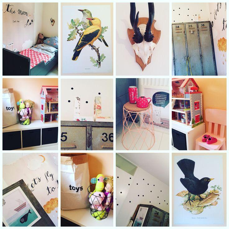 15 pins over meisje peuter slaapkamer die je moet zien peuter meisje kamers peuter prinses - Slaapkamer kleur meisje ...