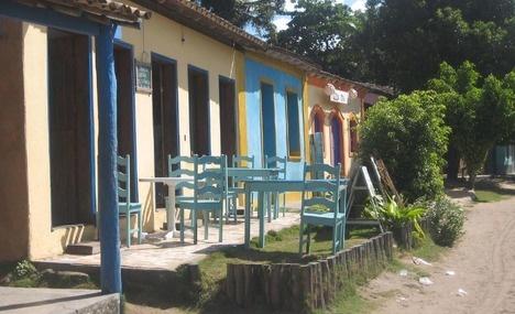 Caraíva, Brazil