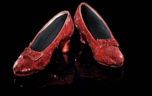 1939 Judy Garland's ruby slippers for the character of Dorothy, The Wizard of Oz; Nat'l Museum of American HistoryAmerican History, Red Shoes, Dorothy'S Ruby, Judy Garlands, Ruby Slippers, Ruby Red Slippers, Places, Wizards Of Oz, Wizard Of Oz