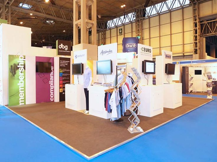 Custom Exhibition Stand Design for Alexandra at the Dentistry Show, London. Insta helps you to increase and sustain your brand image. Know about us http://www.expodisplayservice.ae/