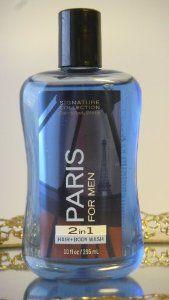 Bath & Body Works Paris Men 2 in 1 Shower Gel Wash Shampoo 10oz by Bath & Body Works. $14.99