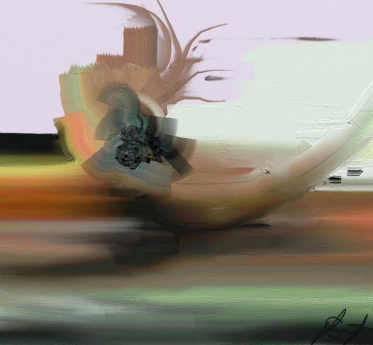 supposed (to james arthur) - Digital Arts ©2014 par Gabriela Simut -  Arts numériques, Peinture numérique, Peinture numérique