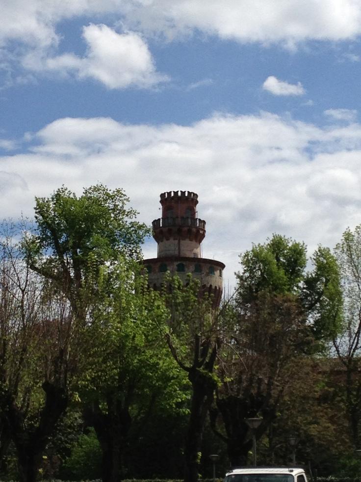 #Pollenzo antica torre medioevale #invasionidigitali