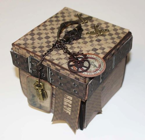 fabscraps adrenaline box
