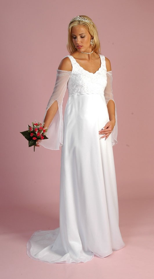 19 best Swanger bruid / Pregnant bride images on Pinterest   Wedding ...