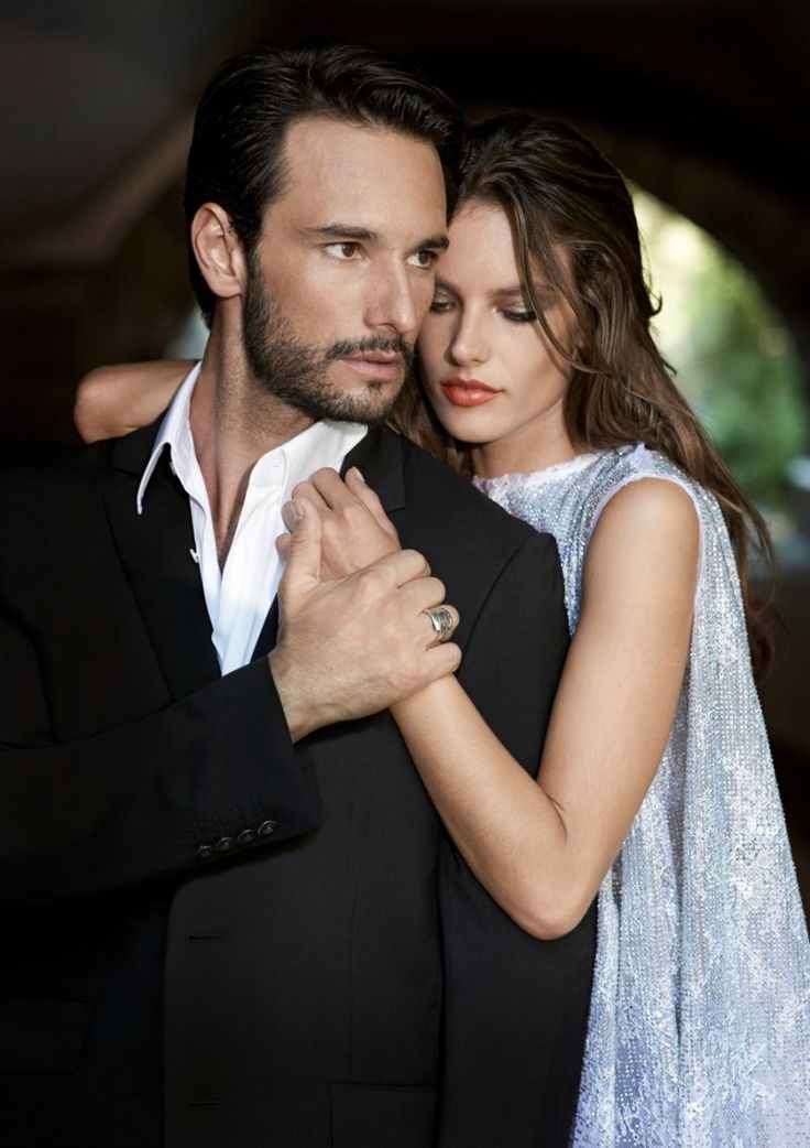 Alessandra Ambrosio & Rodrigo Santoro by Eric Guillemain for Vogue Brazil December 2011   Fashion Gone Rogue: The Latest in Editorials and Campaigns