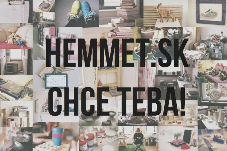 girl with the black arm: HEMMET.sk // hľadá