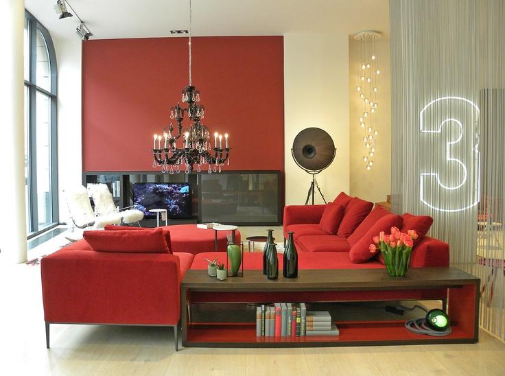 Sofakombination Michel von B&B Italia