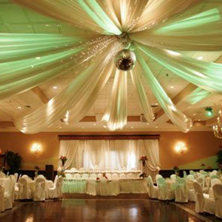 """8 Panel 24"""" Hoop Ceiling Draping Hardware Kit For Wedding Party Banquet Event - FREE Tool Kit"""