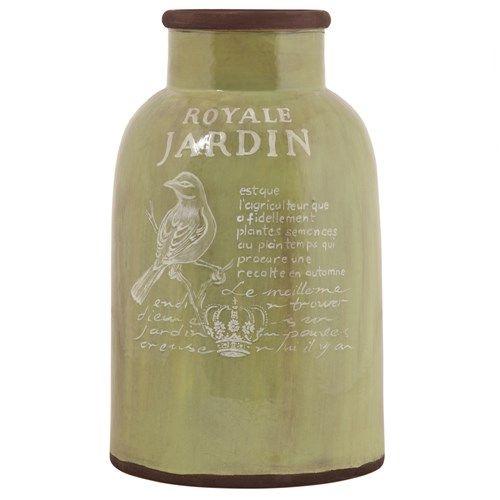 Royale Jardin Vazo ile romantik stil evinize taşınıyor... Vazo koleksiyonunun tümünü görmek için tıklayın >> http://www.mudo.com.tr/kup--vazolar_urunler-348?utm_source=pinterest.com&utm_medium=SM&utm_campaign=vazokoleksiyonu#cp=1&tc=86