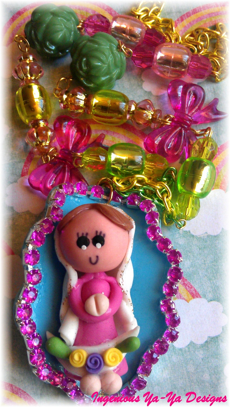 Rare 3D Virgencita Plis Cuidame by 2INGENIOUS on Etsy, $28.00