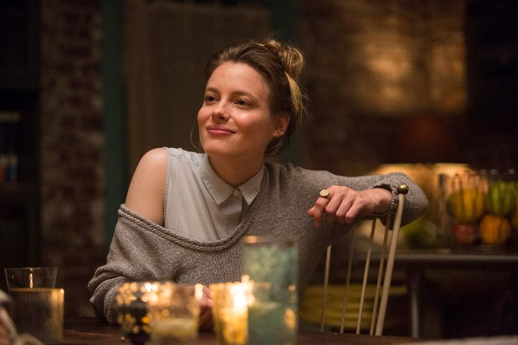 Gillian Jacobs on Girls: 'It's Nice to Play Someone Not Caught Up in a Relationship' | TIME