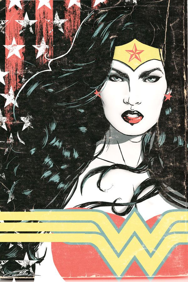 WONDER WOMAN by ~LORENA-CARVALHO on deviantART
