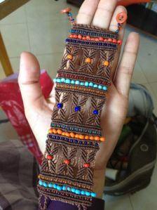 bracciale Macrame