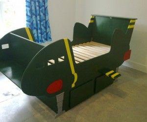 Bedroom, Cool Eclectic Kids Bedroom Design Gren Airplane Bedroom Furniture Set: Amazing Boys Bedroom Furniture Sets Choices