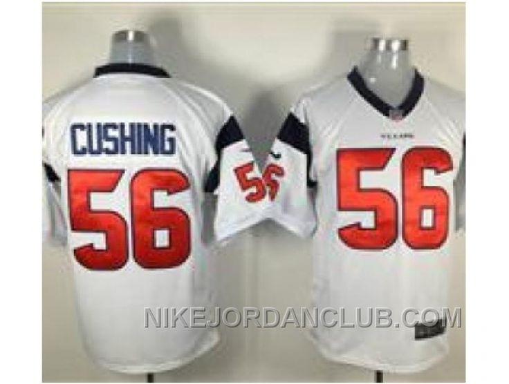 http://www.nikejordanclub.com/nike-houston-texans-56-brian-cushing-whlie-game-jerseys-zefey.html NIKE HOUSTON TEXANS #56 BRIAN CUSHING WHLIE GAME JERSEYS ZEFEY Only $23.00 , Free Shipping!