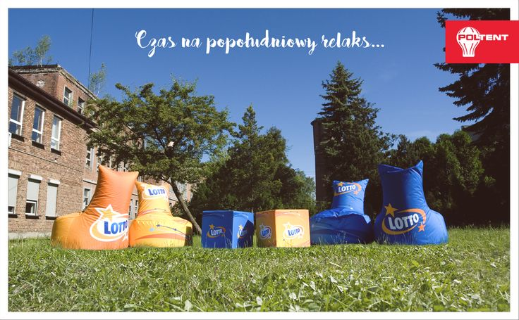 Time for an afternoon relax. Sit down and get comfortable!  Beanbags orders are carried out from 1 piece.