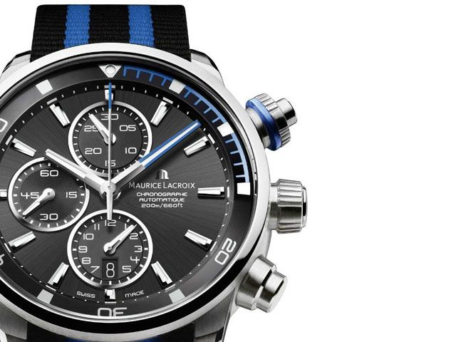Pin by david olynyk on style pinterest chronograph for Lacroix jardins 78
