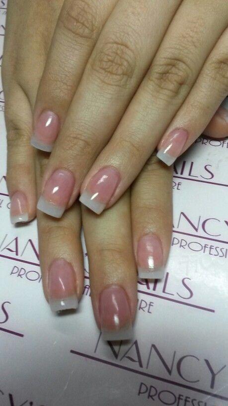Uñas acrilicas naturales | nails | Pinterest | Nail nail