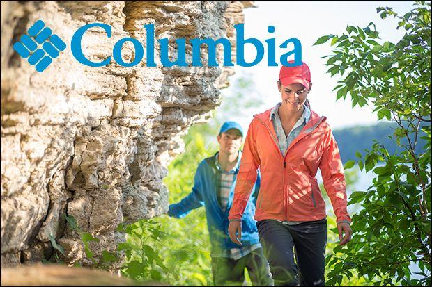 COLUMBIA - Columbia Sportswear Company, 1938'de kurulan çok köklü bir Amerikan şirketidir. Paul ve Marie Lamfrom 1937'de Almanya'dan kaçarak ABD'ne gelirler ve Portland, Oregon'da, Columbia Hat Company olarak adlandırılan küçük bir şapka distribütörlüğü alırlar. Teslimatlar sırasında üreticilerden kaynaklanan problemlerden dolayı ürünleri kendi başlarına üretmeye karar verirler.