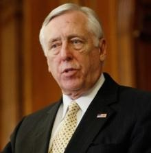 """HONESTLY, THESE DEMOCRATS ARE ABSOLUTE NUTS~~ Steny Hoyer: The Debt Limit 'Is Not Real' :: Hoyer said he had no problem handing over to President Obama the authority the Constitution gives to Congress to borrow money, because the debt limit is """"not real.""""  """"If this were real I would agree that the Congress ought not to give up its authority to do that,"""" he said......................The CONSTITUTION expressly gives the power to borrow money only to Congress."""