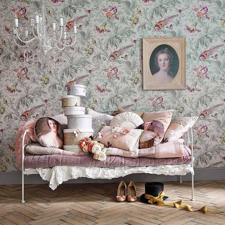 Les 25 meilleures id es de la cat gorie maison du monde for Tableau style romantique