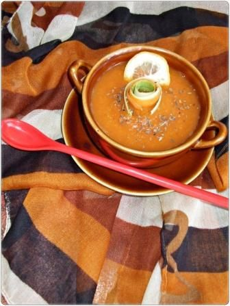 Supa crema de legume | Dieta Dukan
