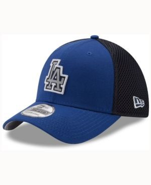 New Era Los Angeles Dodgers Jersey Hook Neo 39THIRTY Cap - Blue L/XL