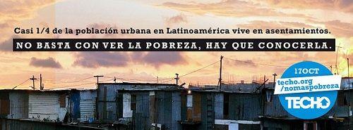 Visibilización de la pobreza en el espacio publico