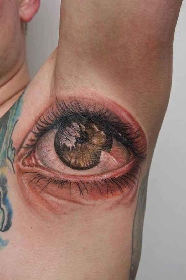 10 besten armpit tattoos bilder auf pinterest lustige tattoos t towierungen und lustig. Black Bedroom Furniture Sets. Home Design Ideas