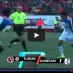 Resultado del Partido Xolos de Tijuana vs Querétaro correspondiente a la Jornada 10 de la Liga MX Clausura 2013. Resultado Final: Tijuana 0-1 Querétaro.
