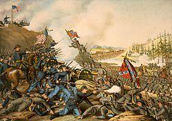 フランクリンの戦、1864年11月30日- テネシー州 - Wikipedia