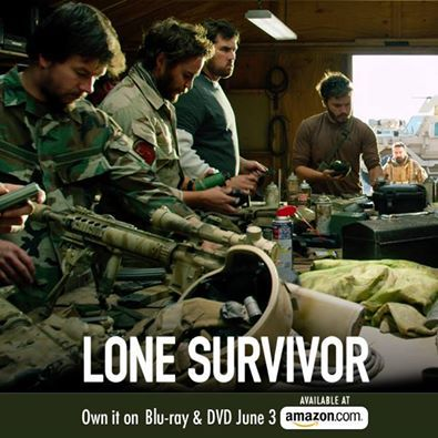 Lone Survivor shares.....  #StandAsOne: The actors & crew felt that Marcus had shown them what it means to work hard, have character and never quit.    Own #LoneSurvivor on Blu-ray & DVD June 3 > http://ushe.biz/LSA