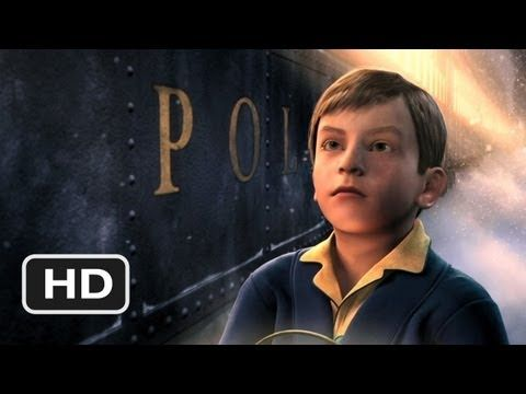 The Polar Express (1/5) Movie CLIP - All Aboard (2004) HD i didnt realize that Josh Hutcherson was the little Hero Boy