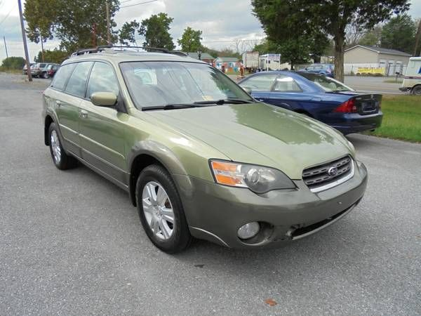 2005 SUBARU OUTBACK AWD – 4 CYL – WELL MAINTAINED (Strasburg) $4750: QR Code Link to This Post Up for sale is a 2005 Subaru Outback, All…