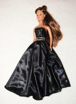 Barbie dress pattern